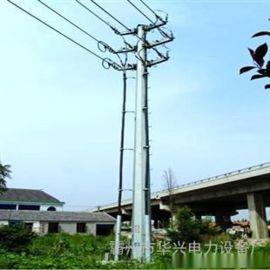 供应河南新乡10KV电力钢杆 钢管杆 电力钢管塔 电力杆