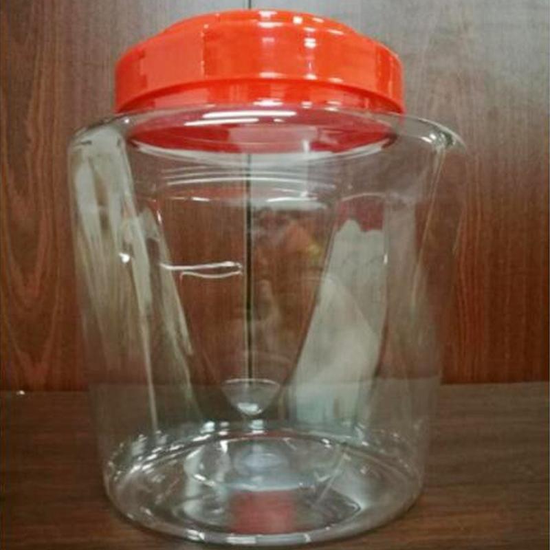 厂家供应PET2L糖果瓶果酱瓶干果瓶PET食品瓶食品级豆腐乳瓶