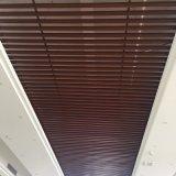 馬耳山景區u型木紋鋁方通吊頂 50*100仿木紋鋁方通天花