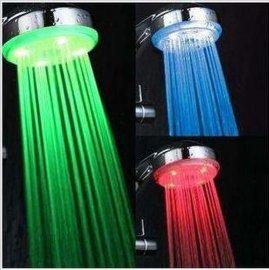 LED温控花洒(4007)