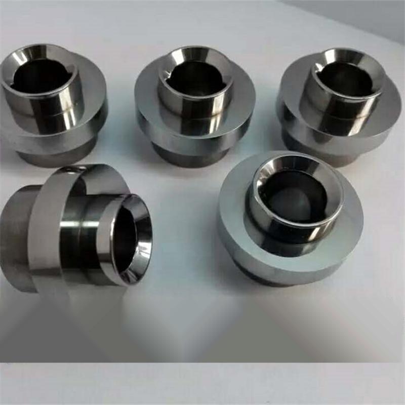 加工定做硬质合金衬套钨钢套钨钢钻套 各种非标异形零件