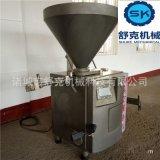 长时间工作不发热的灌肠机 大型液压缸灌肠机 优质灌肠机厂家