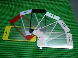 Iphone4/4s/Iphone5手机专用钢化玻璃保护膜防**
