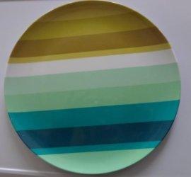 美耐皿圆盘