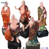 宗教罗汉佛像 须菩提 十八罗汉 富楼那佛教神像