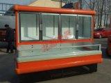 北极洋ZMG-2.0超市双温展示冷柜