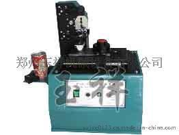 300型臺式電動移印機, 長板大油杯印碼機-河南鄭州玉祥