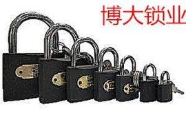 浦江挂锁 灰铁锁 防盗门锁