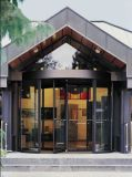 西恩酒店高档会所专用高级自动感应圆柱门