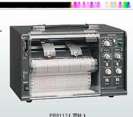 日置PR8112走纸记录仪