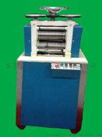 專供橡膠手动压片机-加热塑料成型压片