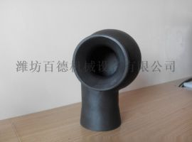 Dn80渦流切線空心錐碳化矽噴頭