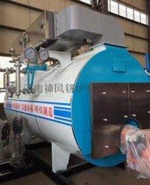 WNS燃油气冷凝蒸汽锅炉