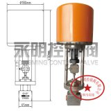 MK708ME电动小流量调节阀杭州永明厂家