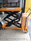 模具厂专用电动物流台车、运输模具用的小平台