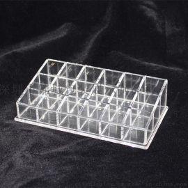 透明化妆品首饰收纳盒 四抽式家居日用 塑料透明亚克力化妆品盒