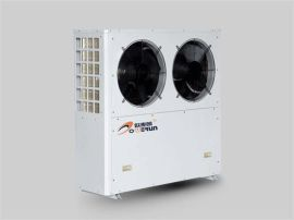 欧麦朗三联供空气能中央空调地暖一体机