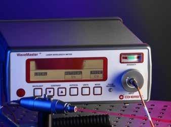 coherent/相干 WaveMaster 激光波长计