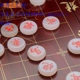 廣州水晶象棋廠家,漢白玉象棋定做,木質象棋製作象棋禮品