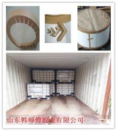 化纤管专用纸管胶,韩师傅纸护角专用胶VAE乳液