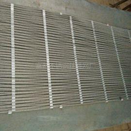 不锈钢绳卡扣护栏网不锈钢绳装饰防护网