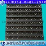深圳泰美光電P25雙色靜態高亮LED模組 交通資訊屏LED顯示屏單元板