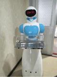 自主研發餐飲機器人 卡特智慧