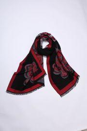 厂家直销明星同款蝴蝶仿羊绒时尚女士围巾 女式秋冬保暖披肩
