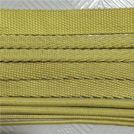 专业订制芳纶防火耐磨耐高温钢化炉辊道绳