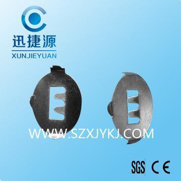 CR2032直角电池座 电池正负极片 2032金属电池扣