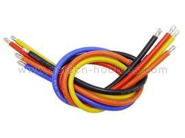 UL3135高温硅胶线 高压电线 UL美标高温软线