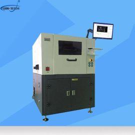 UF胶全自动检测机 PC胶视觉CCD检测设备 电路板胶水检测设备