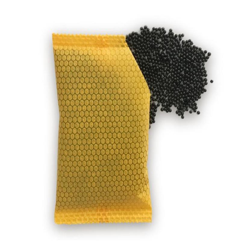 50克纳米矿晶颗粒无纺布包 干燥剂包装机 活性炭竹炭包装袋