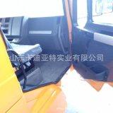 陕汽德龙F3000液化天然气水泥搅拌车平顶高配驾驶室总成 平稳舒适