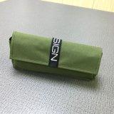 源头厂家韩国帆布笔袋 学生用品铅笔收纳袋简约文具袋 定做logo