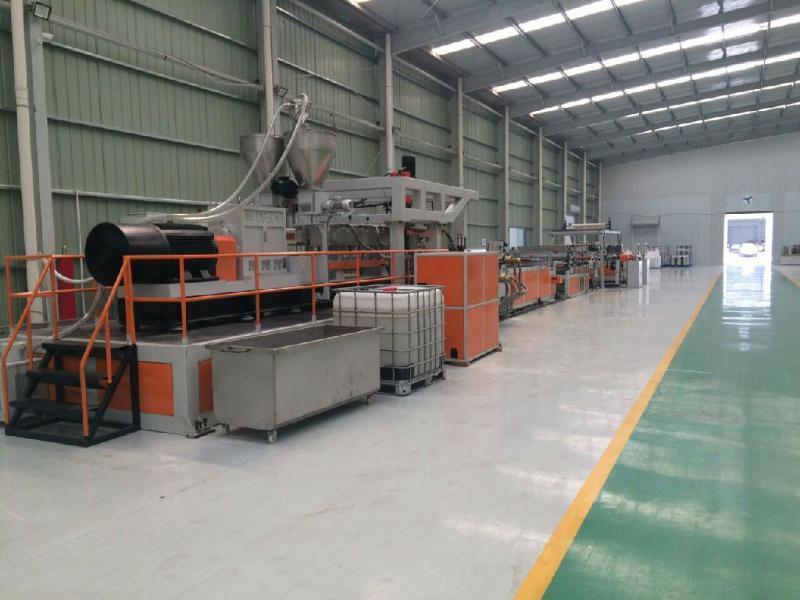 廠家供應 PET卷材生產線 PET聚酯片材設備供貨商