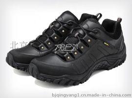 黑色 男士户外登山鞋