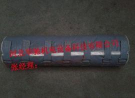 排气管隔热棉/ 柔性可拆卸排气管隔热套/矿山车辆排气管隔热套