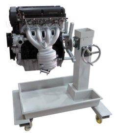 汽车教学设备_科鲁兹发动机拆装实训台