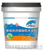 批發供應 屋面防水 單組份丙烯酸防水塗料
