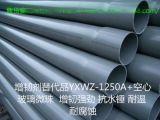 大口径PVC给水管  抗冲刚性改性剂,硬质PVC生产厂家的福音,增韧耐腐蚀
