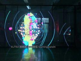 JTS3系列室内用LED透明屏