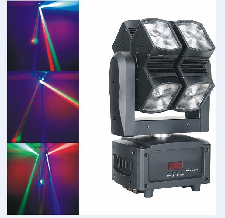 LED风火轮摇头舞台灯