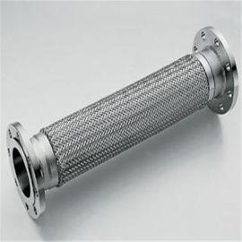 定制加工 法兰式金属波纹管 不锈钢软管 型号齐全