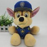 供應毛絨玩具 狗狗警察公仔卡通公仔 可愛抱枕來圖打樣