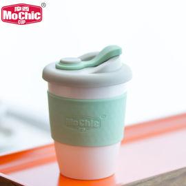 MoChic摩西pla可降解咖啡杯定制