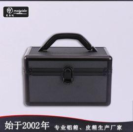 东莞美易达手提化妆箱大容量便携式化妆箱