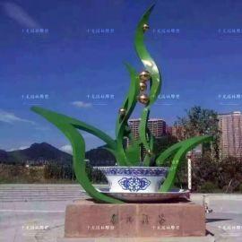 安徽校园雕塑不锈钢人物青春主题雕塑公园摆件小品