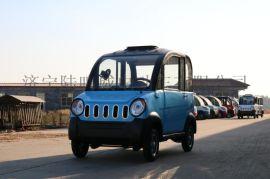 電動觀光車 殘疾人代步三座電瓶車
