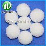 高效纤维球滤料厂家华信环保普通纤维球滤料